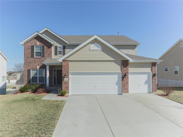 308 Mason Glen Drive, Lake St Louis, MO 63367 (#18010481) :: PalmerHouse Properties LLC