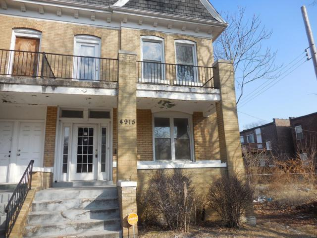 4915 Maple Avenue, St Louis, MO 63113 (#18010840) :: Clarity Street Realty