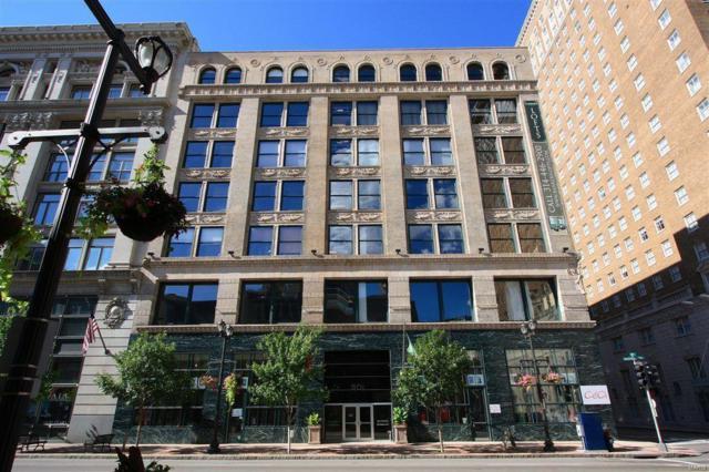 901 Washington Avenue #309, St Louis, MO 63101 (#18013584) :: Clarity Street Realty