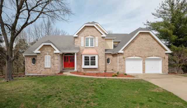 402 Bluff Meadow Ct, Ellisville, MO 63021 (#18015598) :: The Kathy Helbig Group