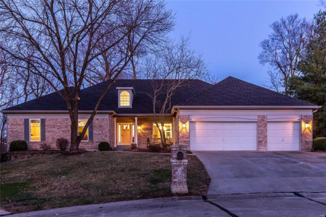 146 Cross Timbers Lane, Saint Charles, MO 63304 (#18015662) :: Clarity Street Realty