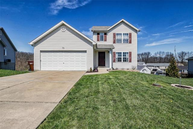 75 Eagles Bluff, Winfield, MO 63389 (#18015681) :: Clarity Street Realty