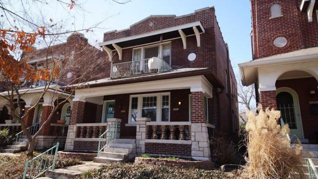 2043 Alfred Avenue, St Louis, MO 63110 (#18015912) :: Clarity Street Realty
