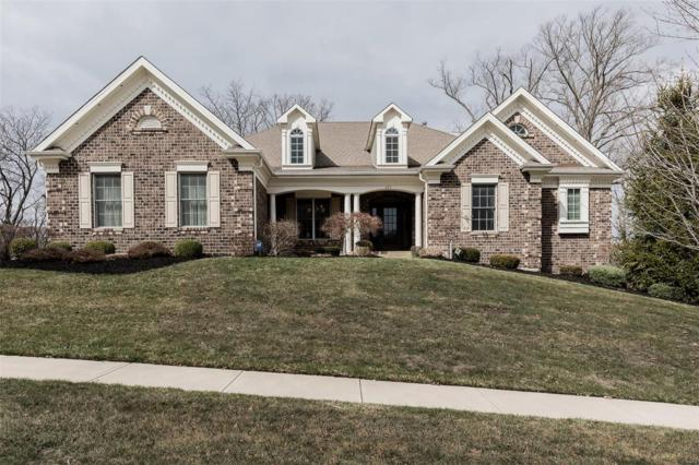 203 Toussaint Landing Drive, Dardenne Prairie, MO 63368 (#18016194) :: The Kathy Helbig Group