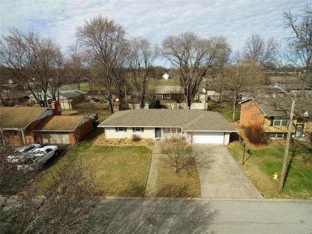 414 Fontainebleau Street, O'Fallon, IL 62269 (#18016220) :: Fusion Realty, LLC