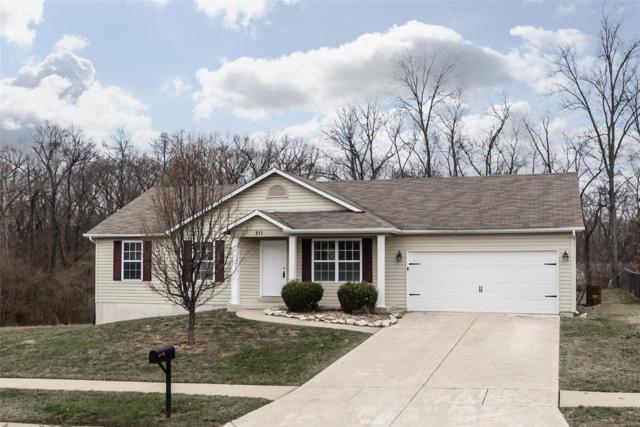 311 Aspen Creek Drive, Wentzville, MO 63385 (#18016361) :: Clarity Street Realty