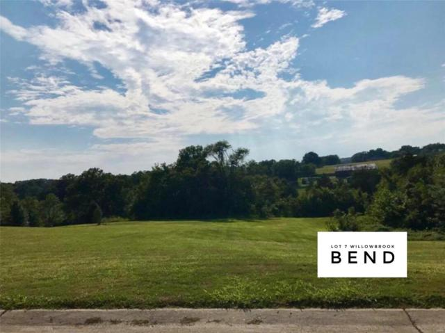 0 Willowbrook Bend (Lot 7), Cape Girardeau, MO 63701 (#18016545) :: St. Louis Finest Homes Realty Group