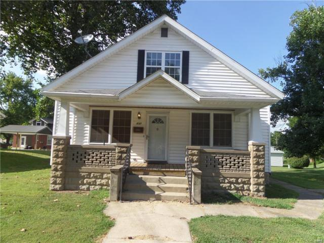 637 E Adams Street, NASHVILLE, IL 62263 (#18016555) :: Clarity Street Realty