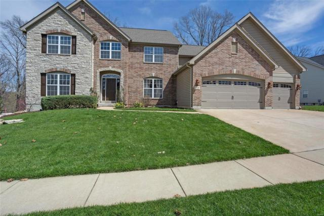 714 Hesemann Ridge Court, Wildwood, MO 63021 (#18016571) :: Clarity Street Realty