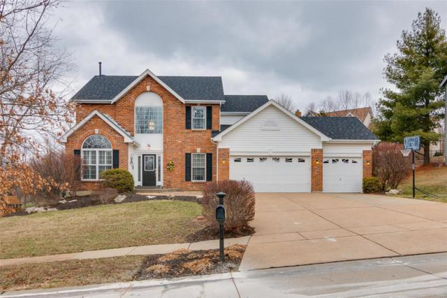 1624 Ridge Bend Drive, Glencoe, MO 63038 (#18016597) :: The Kathy Helbig Group