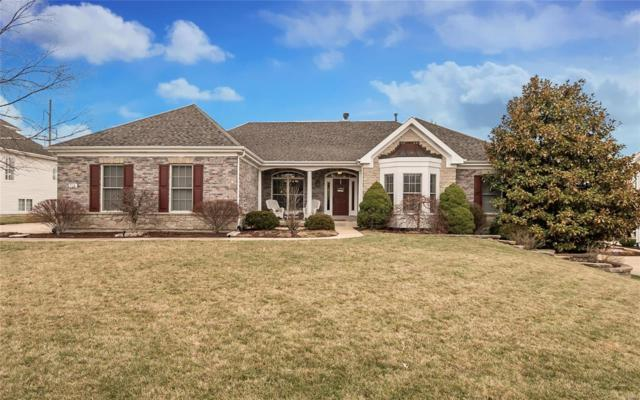 706 Abbottsford, Lake St Louis, MO 63367 (#18016604) :: Clarity Street Realty