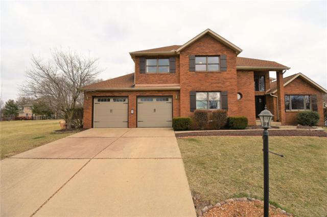 35 Country Club View, Edwardsville, IL 62025 (#18016714) :: PalmerHouse Properties LLC