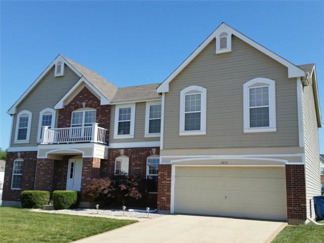 3417 Plainfield Way, Shiloh, IL 62221 (#18016754) :: Fusion Realty, LLC