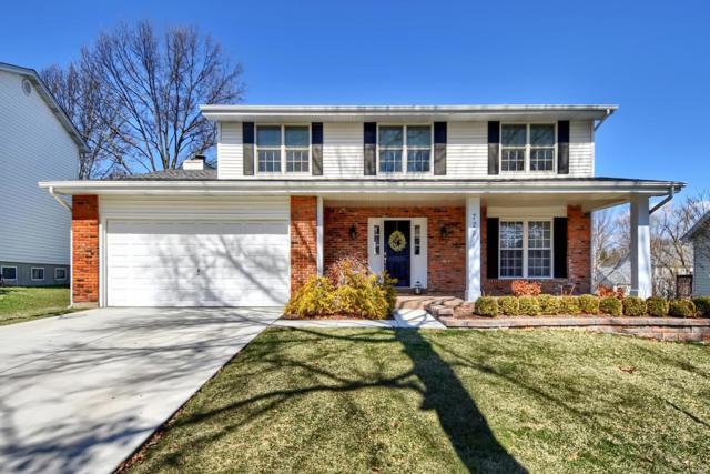 725 Oak Run Lane, Ballwin, MO 63021 (#18016761) :: PalmerHouse Properties LLC