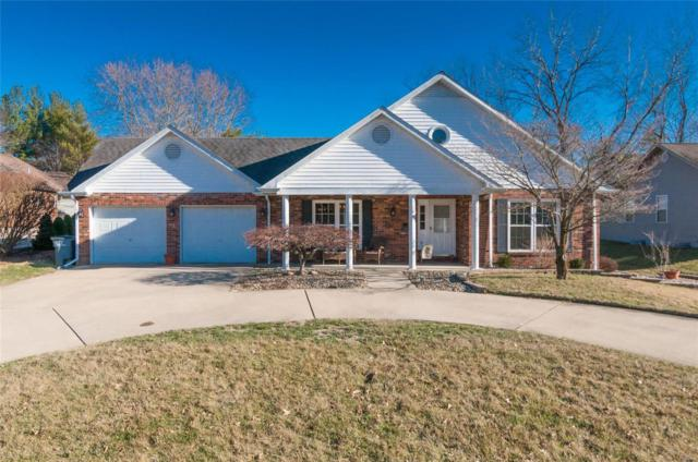 40 Pebble Hill Drive, Belleville, IL 62223 (#18016777) :: Sue Martin Team