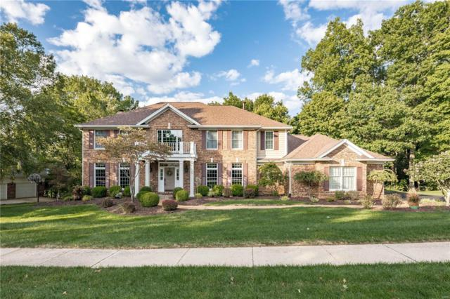 17725 Drummer Lane, Chesterfield, MO 63005 (#18016813) :: Clarity Street Realty