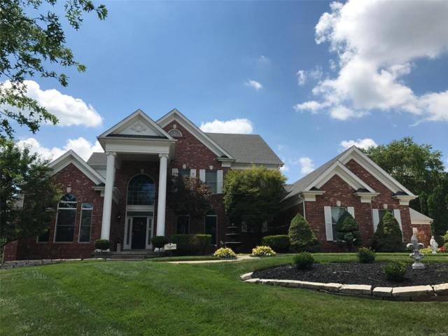17927 White Robin Court, Chesterfield, MO 63005 (#18016891) :: Clarity Street Realty