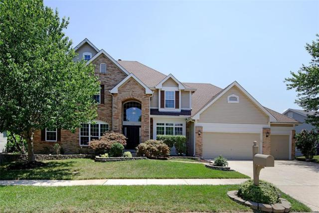 1326 Wellington View Place, Wildwood, MO 63005 (#18016936) :: Clarity Street Realty