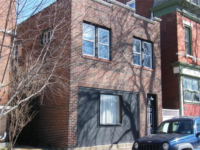 2009 Lynch Street, St Louis, MO 63118 (#18017016) :: Clarity Street Realty