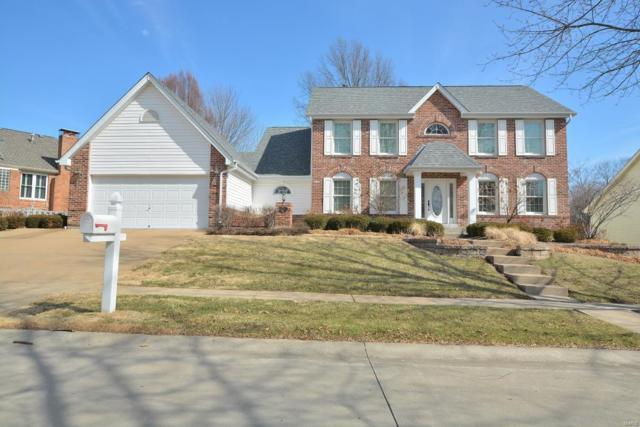 15775 Summer Ridge Drive, Chesterfield, MO 63017 (#18017052) :: Clarity Street Realty