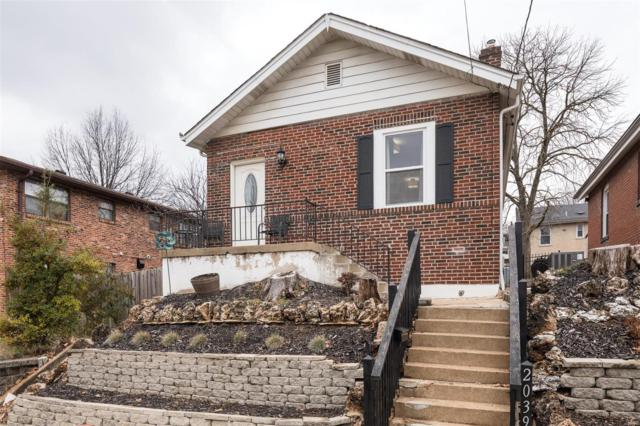 2039 Yale Avenue, St Louis, MO 63143 (#18017076) :: The Duffy Team