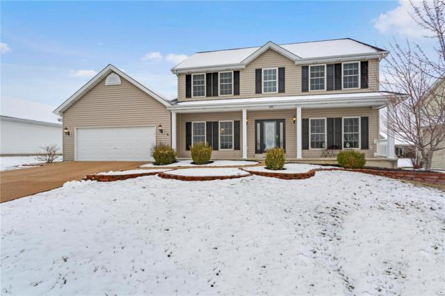 1921 Brothers Court, Saint Peters, MO 63376 (#18017085) :: The Kathy Helbig Group