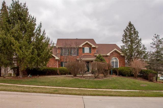 1924 Preston Ridge Drive, Chesterfield, MO 63017 (#18017124) :: Clarity Street Realty