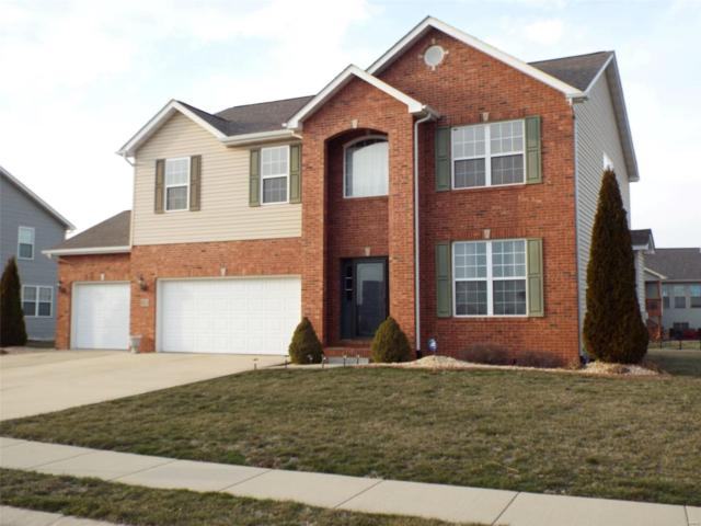 9711 Weatherby Street, Mascoutah, IL 62258 (#18017303) :: Fusion Realty, LLC