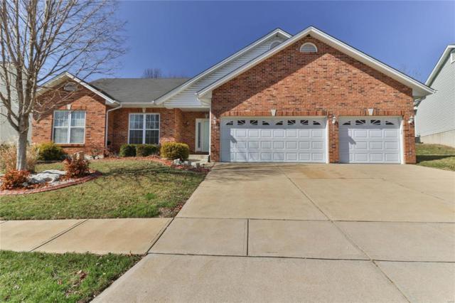 600 Hickory Manor Drive, Arnold, MO 63010 (#18017519) :: PalmerHouse Properties LLC