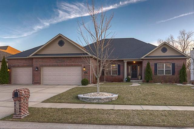 1125 Hightower Place Drive, O'Fallon, IL 62269 (#18017545) :: Clarity Street Realty
