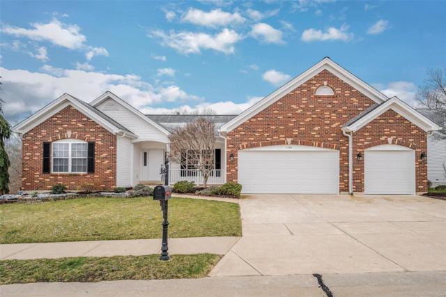 1136 New Ballwin Oaks, Ballwin, MO 63021 (#18017618) :: Clarity Street Realty