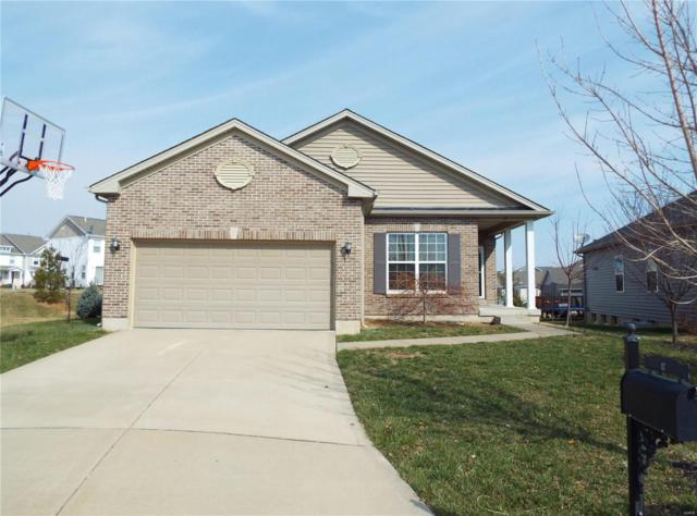 17 Country Trail Court, Lake St Louis, MO 63367 (#18017625) :: Clarity Street Realty