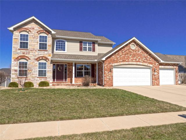 9719 Winchester Street, Mascoutah, IL 62258 (#18017666) :: Fusion Realty, LLC