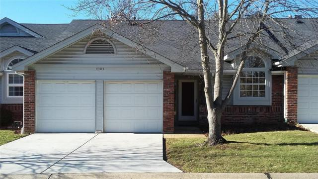 4305 Rockspur, St Louis, MO 63128 (#18017687) :: Clarity Street Realty