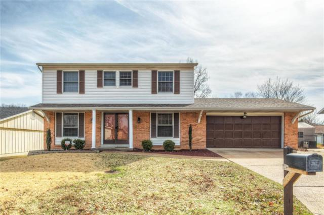 5 Terrestrial Drive, Saint Peters, MO 63376 (#18017890) :: Barrett Realty Group