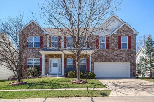 126 Windy Acres Estates, Ballwin, MO 63021 (#18017936) :: PalmerHouse Properties LLC