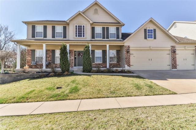 4704 Auburn Trace Drive, Mehlville, MO 63128 (#18017938) :: The Becky O'Neill Power Home Selling Team