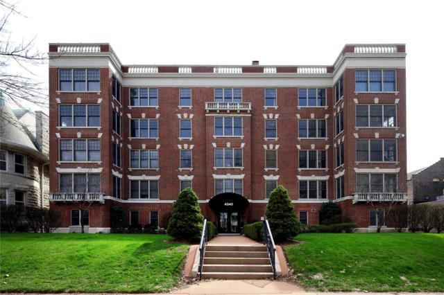 4540 Lindell Boulevard #503, St Louis, MO 63108 (#18017940) :: Clarity Street Realty