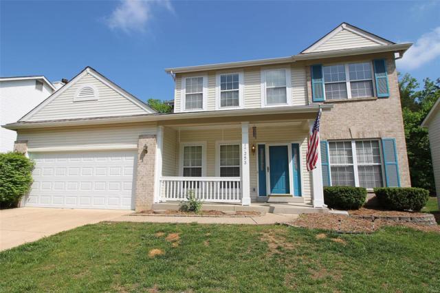 17253 Hilltop Ridge, Eureka, MO 63025 (#18017949) :: The Becky O'Neill Power Home Selling Team