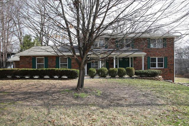336 N Powder Mill Road, Belleville, IL 62223 (#18017970) :: Clarity Street Realty
