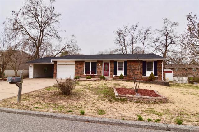 813 Sun Valley, Arnold, MO 63010 (#18017980) :: PalmerHouse Properties LLC