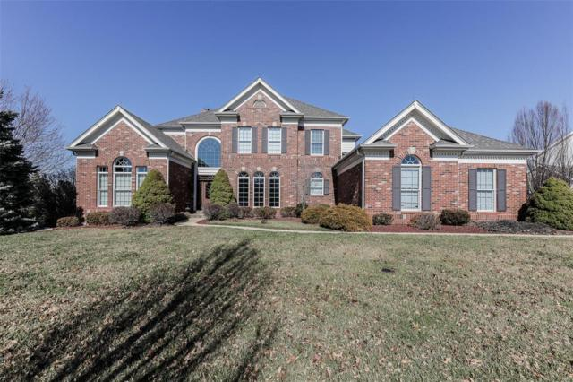 17934 Bonhomme Ridge Ct, Chesterfield, MO 63005 (#18018018) :: Sue Martin Team