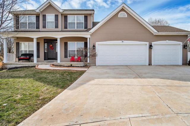 18 Windrose Lake Ct., O'Fallon, MO 63368 (#18018036) :: Kelly Hager Group   Keller Williams Realty Chesterfield