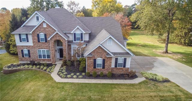 335 Clion Lane, Creve Coeur, MO 63141 (#18018071) :: The Duffy Team