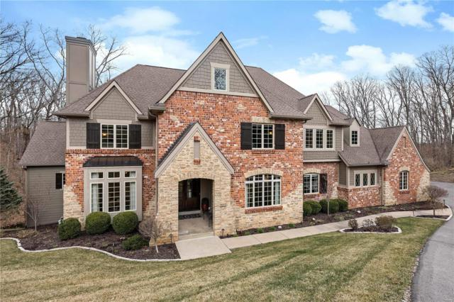 3615 Gustave Hollow, Wildwood, MO 63038 (#18018112) :: Barrett Realty Group