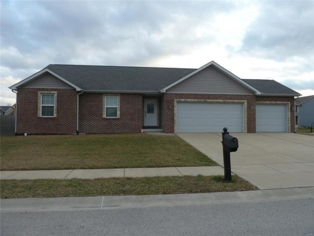 402 Turquoise Court, Mascoutah, IL 62258 (#18018119) :: Fusion Realty, LLC