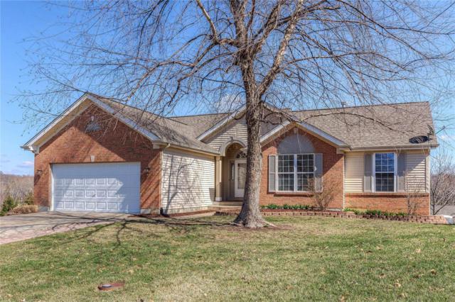 911 Valse Court, Lake St Louis, MO 63367 (#18018129) :: Barrett Realty Group