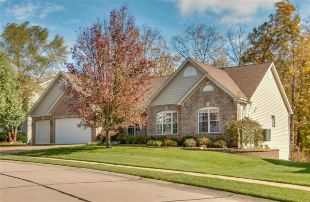1510 Village Green, Lake St Louis, MO 63367 (#18018133) :: The Kathy Helbig Group