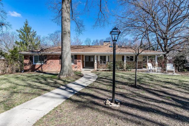419 Gabriel Drive, Kirkwood, MO 63122 (#18018199) :: RE/MAX Vision