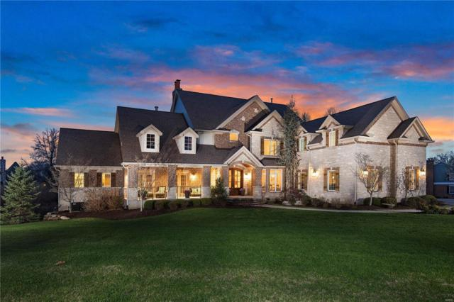 12247 Clayton Road, Town and Country, MO 63131 (#18018204) :: Clarity Street Realty